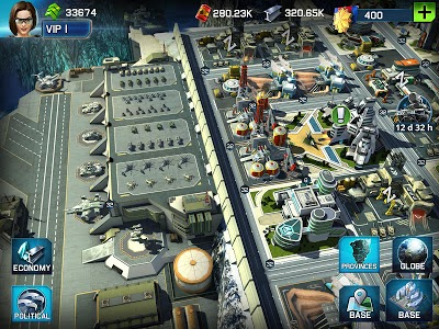 screenshot of War Planet Online: Best SLG MMO RTS Game version 2.5.0