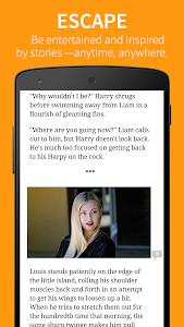 screenshot of Wattpad  version 6.57.0