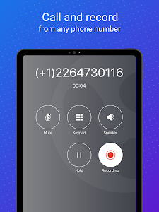 screenshot of WePhone - Free Phone Calls & Cheap Calls version 20032613