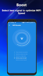screenshot of WiFi Manager - WiFi Network Analyzer & Speed Test version 1.1.0