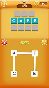 screenshot of Word Connect - Word Jam version 6.0