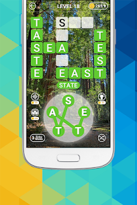 screenshot of World Connect 2 by Word Games Factory. Free Game. version 1.03