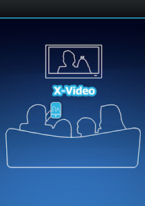 screenshot of X-VIDEO version 1.9.5