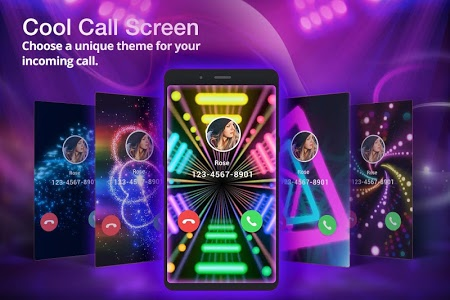 screenshot of ZERO Launcher- HD Themes,3D Wallpapers,Color Icons version 3.75