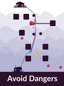 screenshot of Zipline Valley - Physics Puzzle Game version 1.5.7