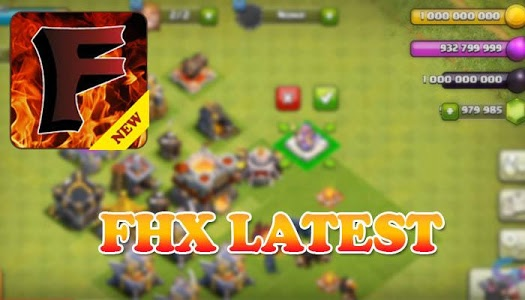 screenshot of fhx.server-coc th11 pro latest version 1.0