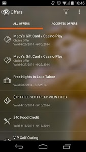 screenshot of play by TR version 4.5.1
