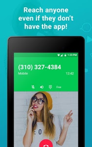 screenshot of textPlus: Free Text & Calls version 6.2.5